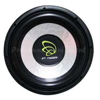 NT POWER 12 INCH SUPER PERFORMANCE DUAL VOICE COIL SUB-WOOFER (NT-W12D) CAR AUDIO SYSTEM HARD KICK BASS