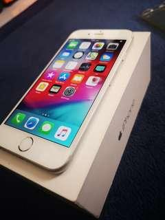 Iphone 6 64gb Silver MY set