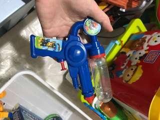 tembakan paw patrol