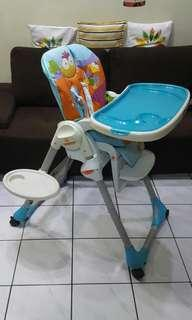 Pre-loved: Chicco Polly 2-in-1 High Chair