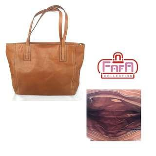 FOSSIL EMMA TOTE BROWN ZB6844200