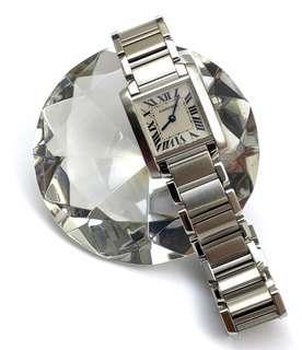Cartier 2300 Tank Francaise Ladies Watch