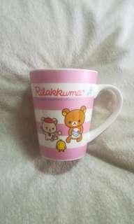Authentic Rilakkuma Ceramic Mug with Handle