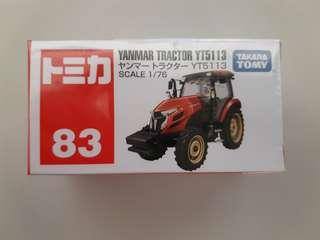 Tomica 33 Yanmar Tractor YT5113