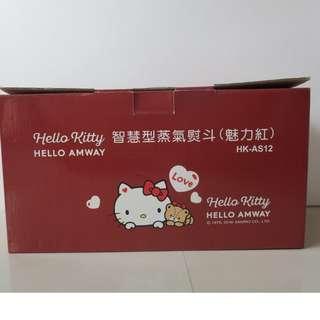 🚚 Hello Kitty 智慧型蒸汽熨斗