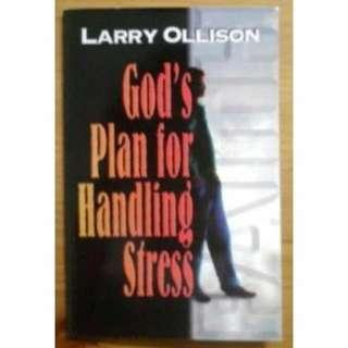 Christian Book : God's Plan For Handling Stress (Recommended by Joseph Prince)
