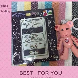 🚚 凱蒂貓✴️ Hello Kitty雙緞帶-誕生小故事悠遊卡