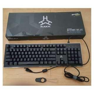 Mechanical Keyboard - Rakk Kimat XT.LE (Blue Switch)