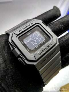 🚚 * FREE DELIVERY * Brand New 100% Authentic Casio GShock Revival of A Classic Mens Digital Watch DWD-5500BB-1DR DWD5500 DWD5500BB