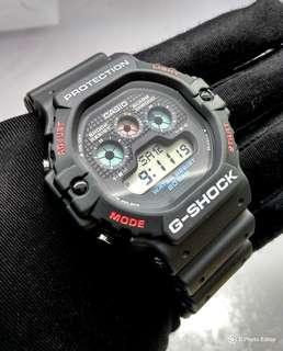 🚚 * FREE DELIVERY * Brand New 100% Authentic Casio GShock Revival of A Classic Mens Digital Outdoor Watch DW-5900-1DR DW5900