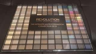 144 Ultimate Matte Eyeshadow Collection 2018