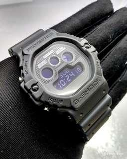 🚚 * FREE DELIVERY * Brand New 100% Authentic Casio GShock Stealth Black Revival of A Classic Mens Digital Watch DW-5900BB-1DR DW5900 DW5900BB