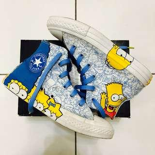 Converse All Star Kids The Simpsons