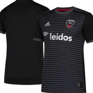 DC UNITED 2018/2019 PLAYER ISSUE JERSEY