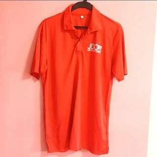 JDOP Dri Fit Collar T (worn only once)