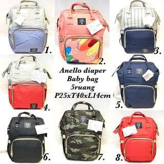 Backpack Anello Baby Diapers