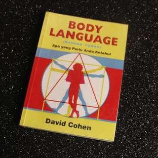 Murah - Buku bekas / Buku Psikologi - Body Language