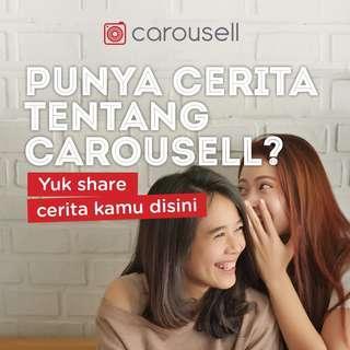 Carousell User Story