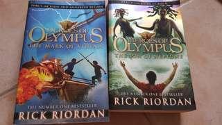 Percy Jackson(Heroes of Olympus)