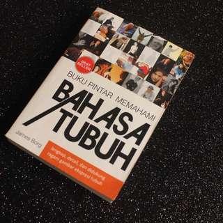 Murah - Buku bekas / Buku Psikologi - Buku pintar Bahasa Tubuh