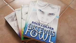 Artemis Fowl(By Eoin Colfer)