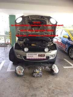 *ONSITE* Car aircon servicing & Car battery replacement car change battery ! Car air con service car aircon repair ! Car cooling coil car compressor replacement ! CALL ME NOW 96682885! To make an appointment!