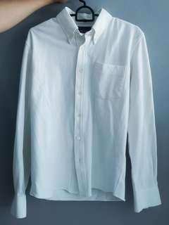 Fred Perry Japan White Sleeved shirt