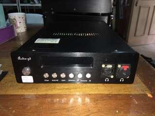 Audio Gd NFB 10.32 ES 2 dac, preamp, headphone amp