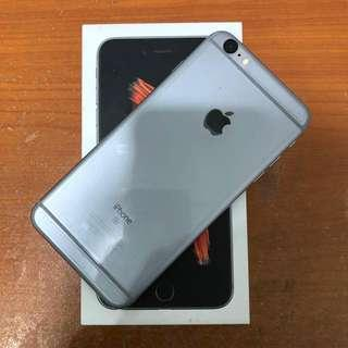 Iphone 6s Plus 64gb Grey Inter Singapore Fullsst Bisa Tt