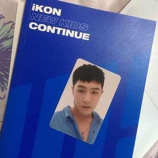 iKON DK Photocard