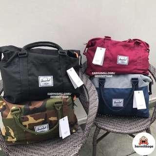 [BNWT, AUTHENTIC] Herschel Strand Duffel Bag
