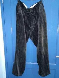 #maups4 [Nego/barter] Celana panjang hitam black long pants