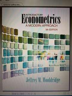 He2004 Introductory Econometrics textbook, test bank and solutions to textbook problems
