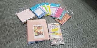 Instax Mini Accessories Bundle