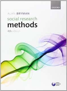 NM2104 Textbook - Social Research Methods (E-Copy)