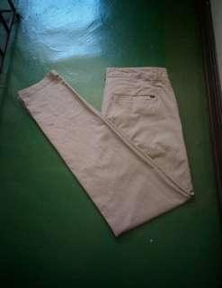 DIVIDED by H&M Skinny Button Fly Chinos Pants (32)