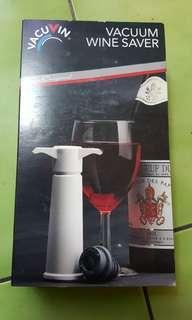 🚚 全新紅酒抽真空器
