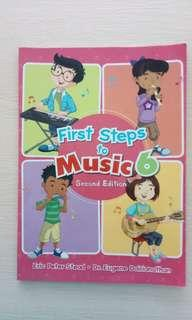 P6 First Steps to Music