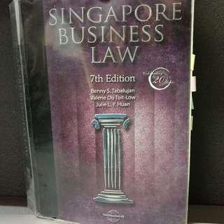 AB1301 Business Law Textbook