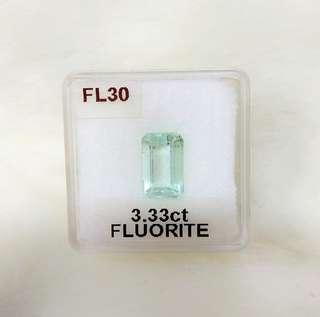 Fluorite Gemstone (3.33CT)