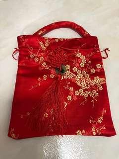 CNY Prosperity oranges bag