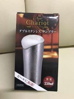💯New日本入 CHARIOT 350ml 保溫杯(冷溫皆可❄️🔥)