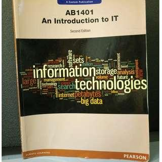 AB1401 Information Technology (IT) Textbook