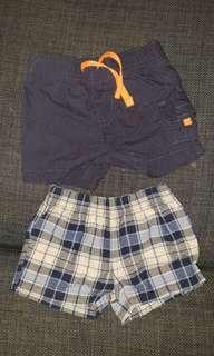 Celana pendek Carters