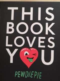 PewDiePie's This Book Loves You