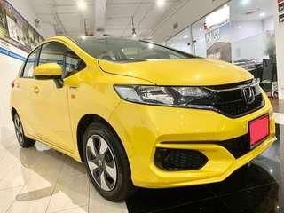 Brand New Honda Fit Hybrid
