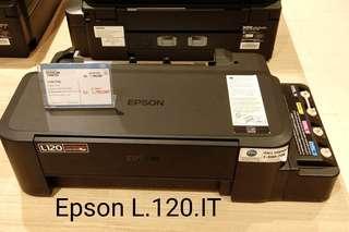 Tanpa DP Epson L.120.IT Cicil Tanpa Kartu Kredit