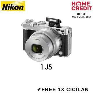 Kredit Nikon J5 Cair 3 Menit Bisa DP 200rb