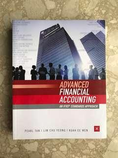 Advanced Financial Accounting 3rd Edition