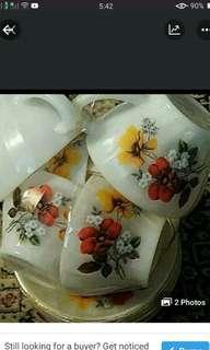 Chang Hee. Teacups